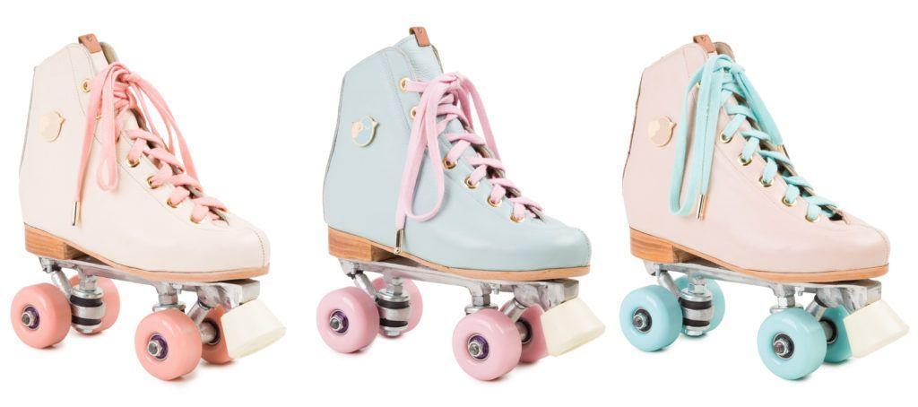 Patins Vintage da Antix  patins com toque retrô e qualidade profissional! 9cd064bf3a