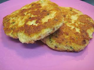 Luscious Low Carb: Savory Chicken Patties