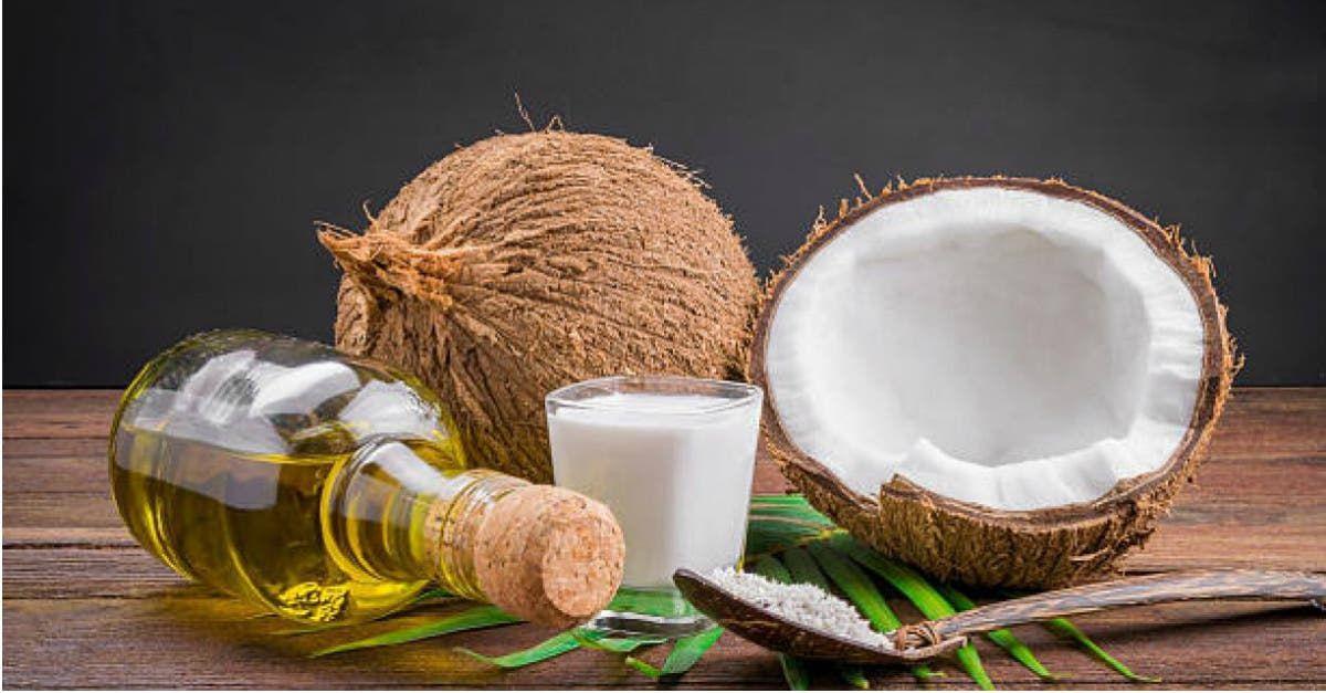Cómo Alisar El Pelo Con Aceite De Coco Aceite De Coco Aceite De Coco Para El Pelo Como Alisar El Pelo