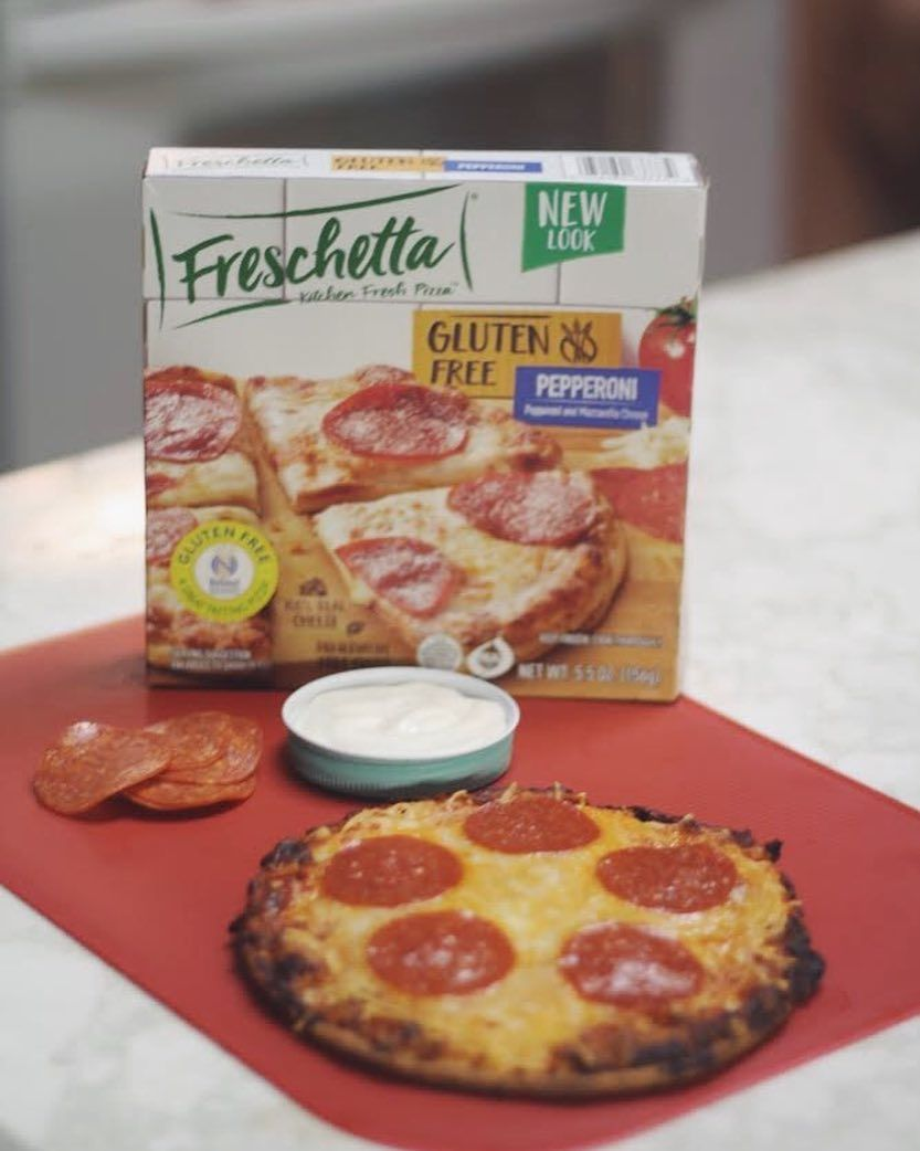 All freschetta gluten free pizzas are crafted with 100