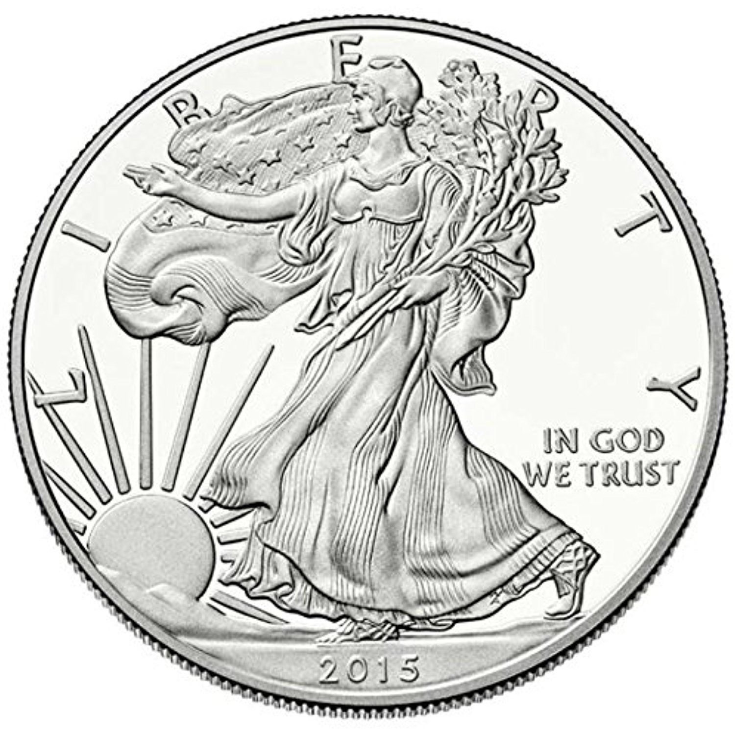 2015 1 Oz American Silver Eagle 999 Fine Silver Dollar Uncirculated Us Mint You Can Find Silver Eagle Coins American Silver Eagle Silver Bullion
