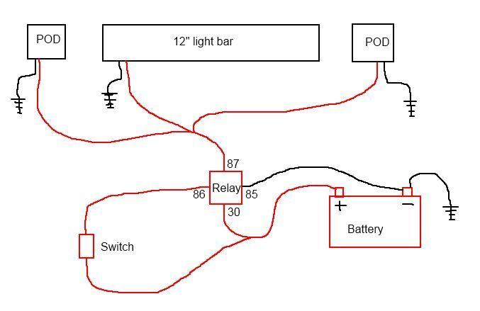 cub cadet wiring diagram 1999 gmc sierra 2500 electrical led light bar question relay zpsb97f7db1 88 d diagrams