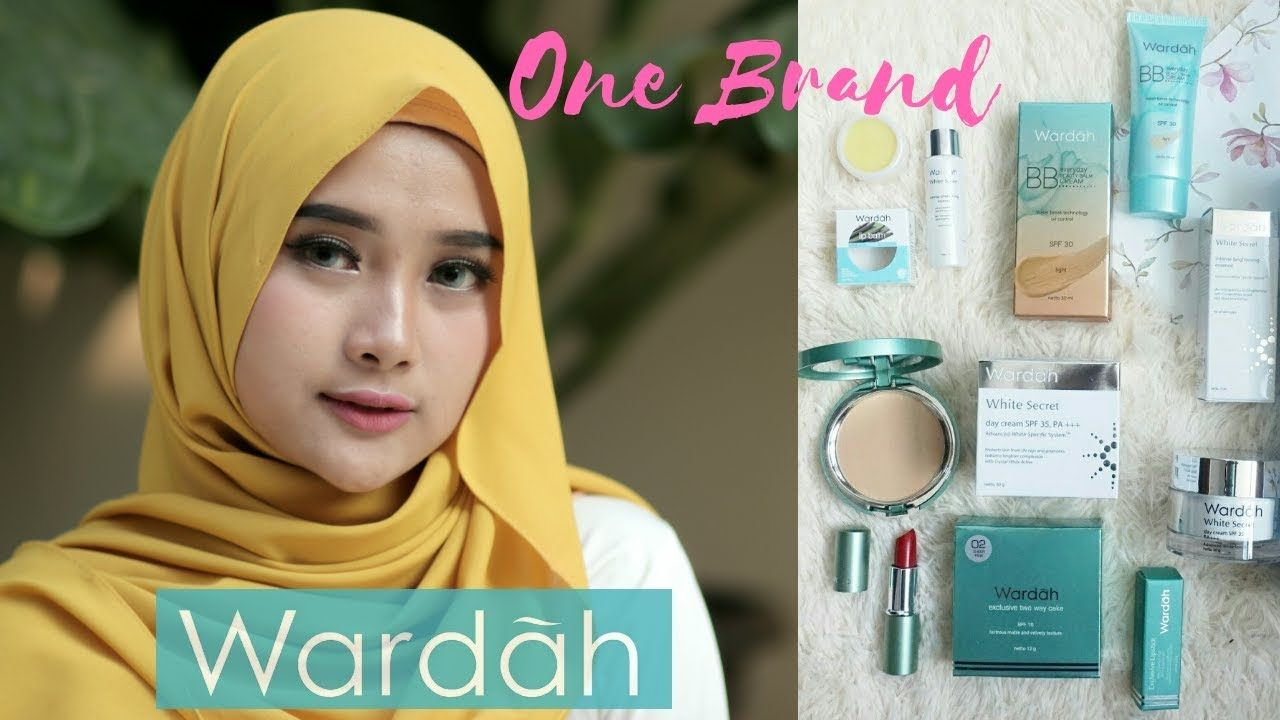 Wardah One Brand Makeup Tutorial First Impession By Dokter Andalan