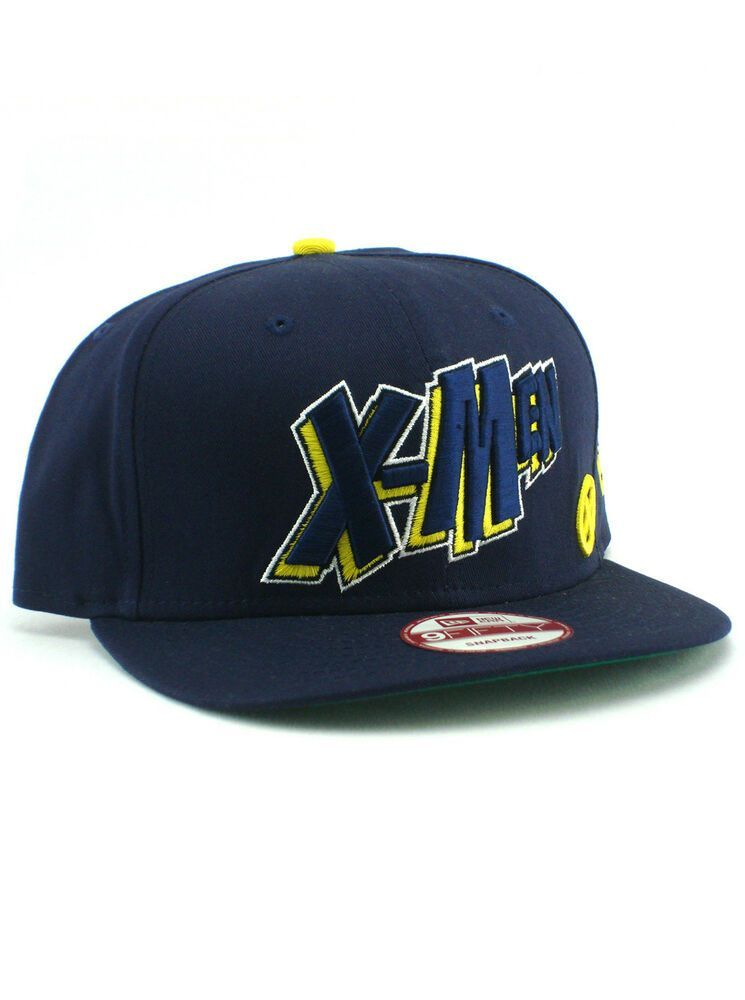 3d1532e4282 (eBay link) New Era X-Men 9fifty Snapback Hat Adjustable Marvel Comics Xmen  Dark Purple NWT  fashion  clothing  shoes  accessories  mensaccessories   hats