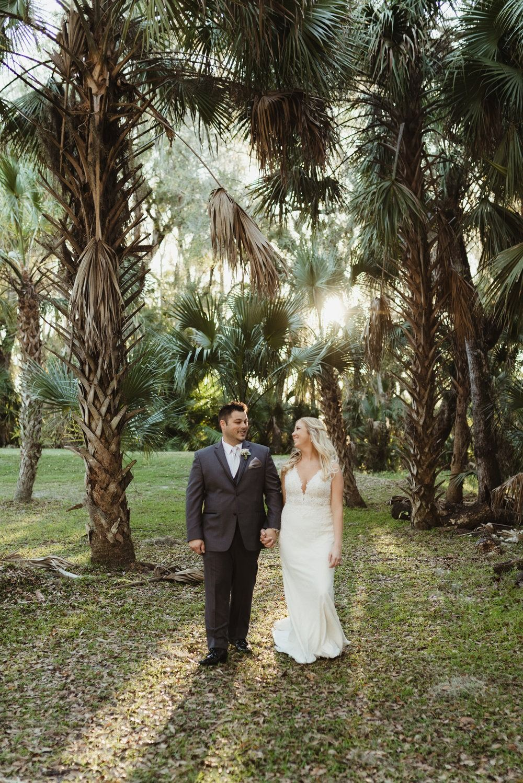 Haley + Mark Tampa Palms Country Club Wedding // Sneak