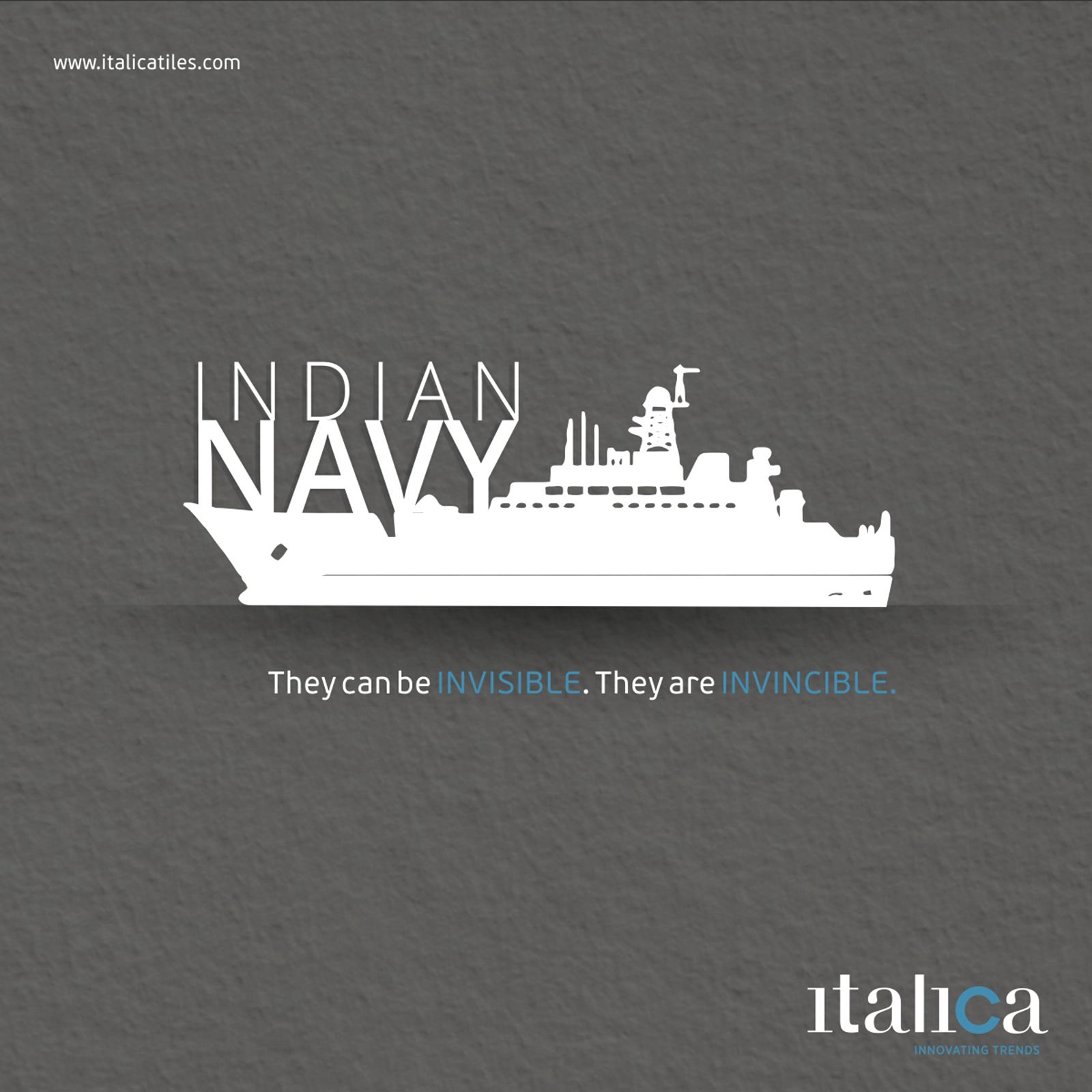 They Can Be Invisible They Are Invincible Indian Navy Day Italica Tiles Italicatiles Floortiles Indian Navy Day Indian Navy Navy Day Indian Navy Day