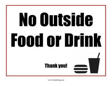 photo regarding No Pets Allowed Sign Free Printable referred to as Very good for dining places and espresso suppliers, this printable