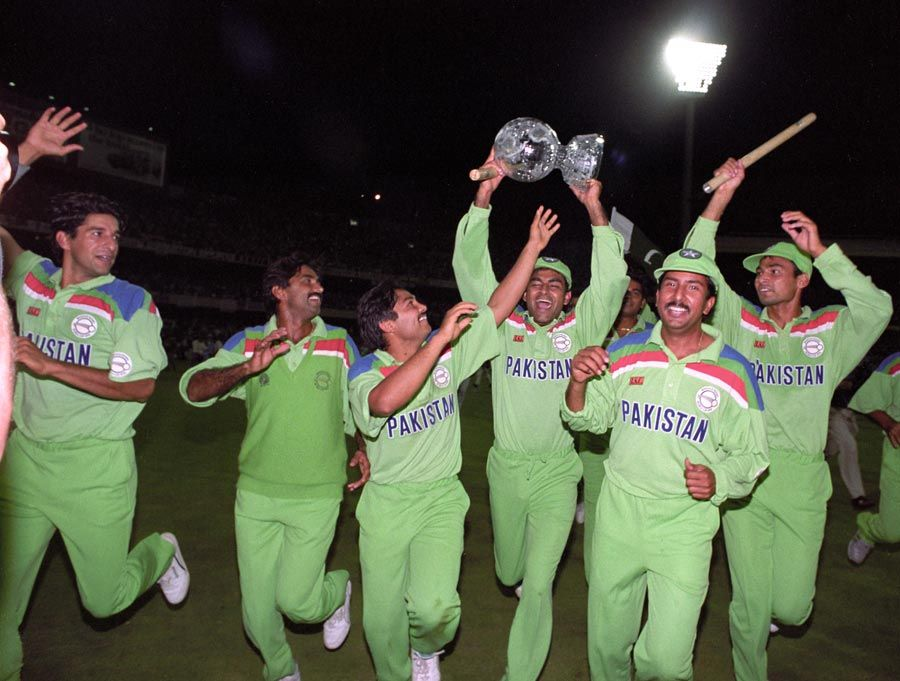 Mind Boggling Cricket World Records By Pakistan World Cricket Cricket World Cup Winners