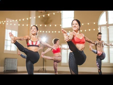 hiit workout an athome yogahiit hybrid video  greatist