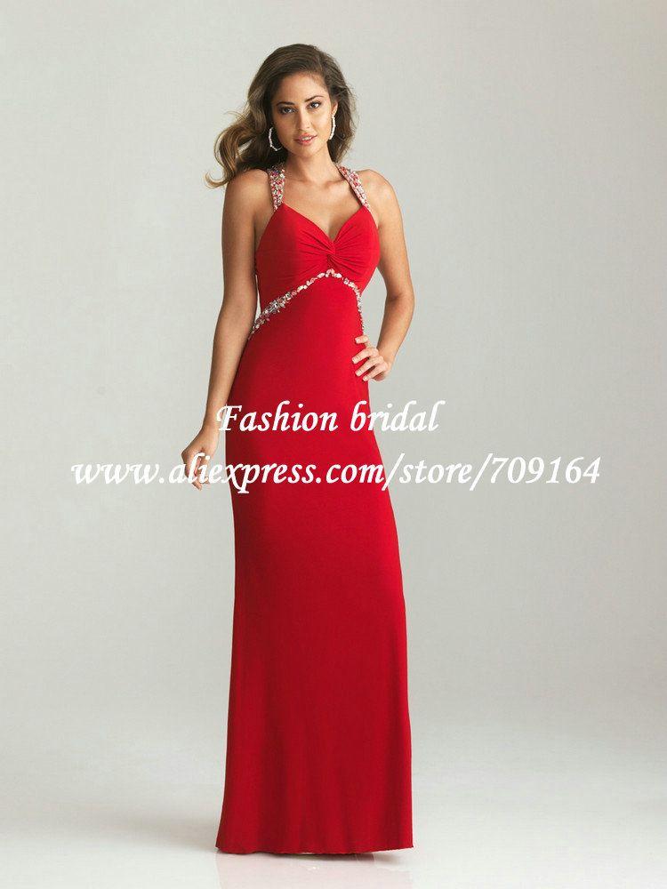 Vestidos para fiesta rojos