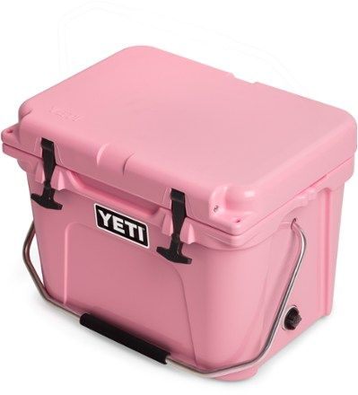 Yeti Roadie 20 Limited Edition Pink Cooler Rei Co Op Yeti Roadie Pink Yeti Cooler Yeti Cooler
