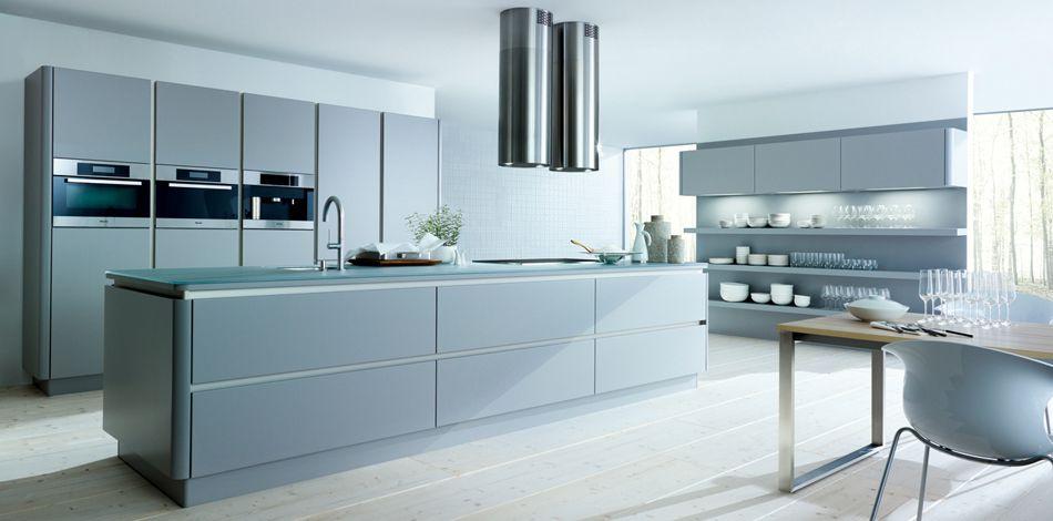 next125 - NX 502 Steingrau matt kitchen Pinterest Kitchens - schüller küchen fronten