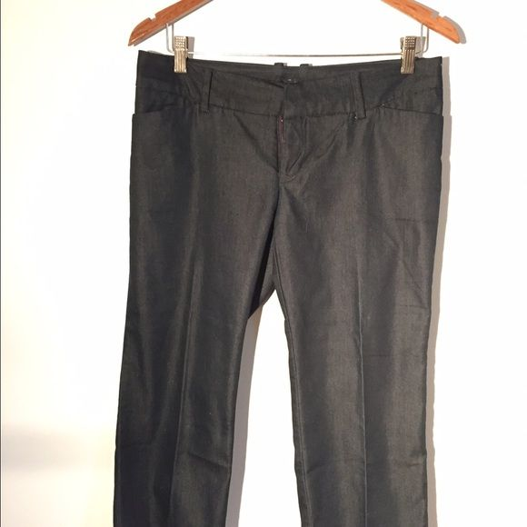 Mossimo for Target Denim Cropped Pants Dark denim , fun for work. Mossimo Supply Co Pants Ankle & Cropped