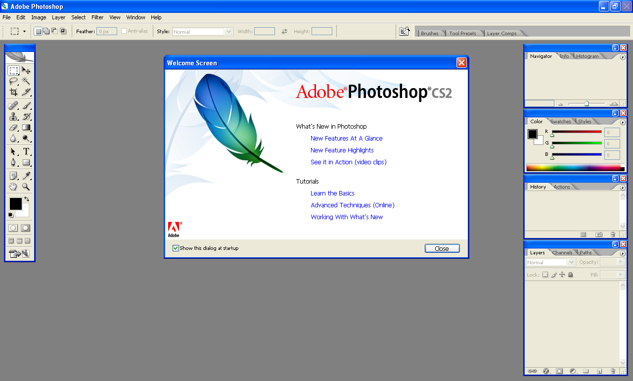 Adobe photoshop cs2 keygen paradox 2005 free download