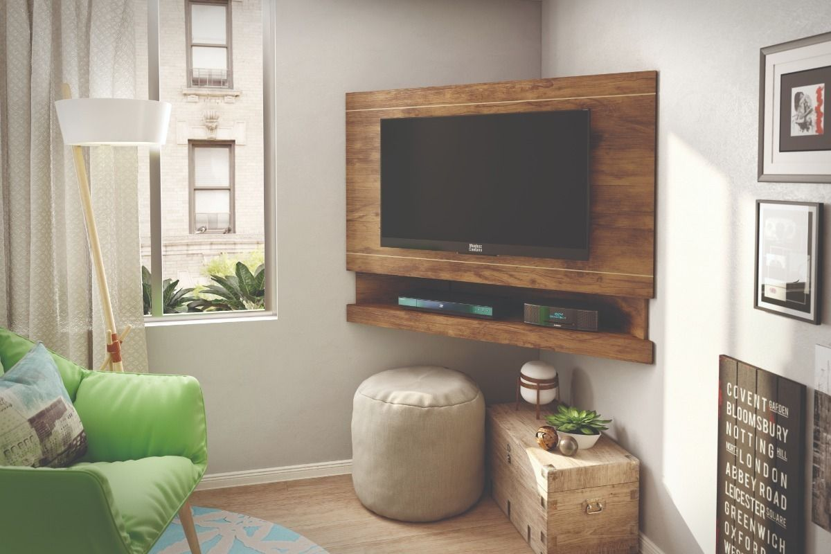 Muebles Modernos Para Tv En Esquina