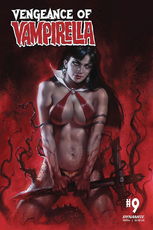 Vampirella #7 Cover A NM 2020 Dynamite Vault 35