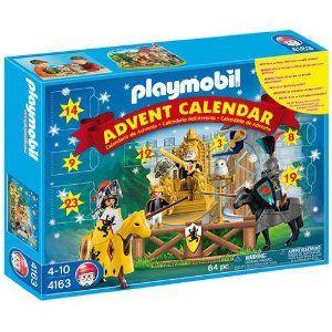 Playmobil Advent Calendar 4163 Emperor's Knights Tournament