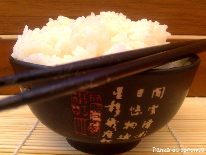 Sushi Arroz Gohan Receta Receta De Vinagreta Comida Japonesa Arroz