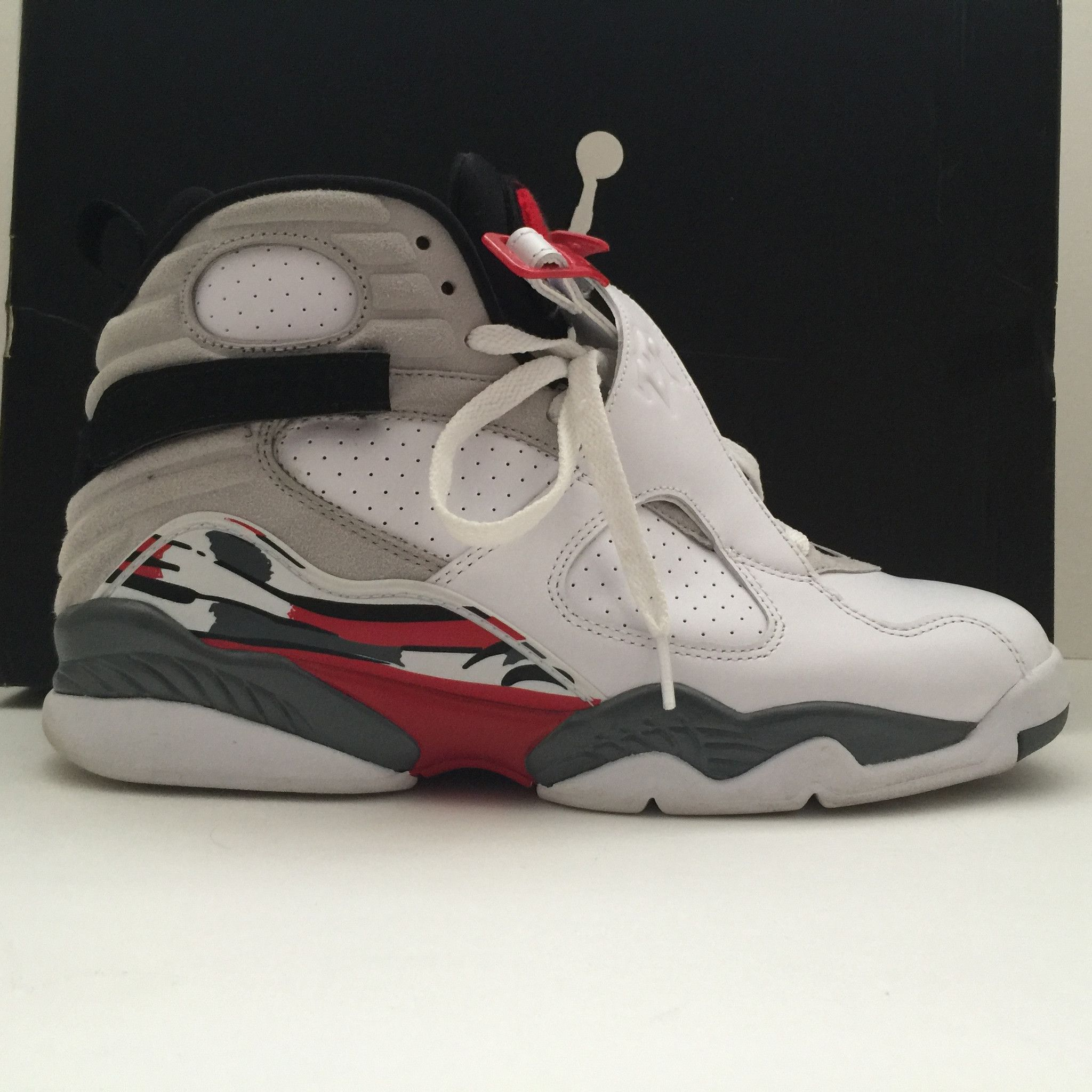368f0e70280 Nike Air Jordan 8 VIII Retro Bugs Bunny Size 11 Used - Great Condition