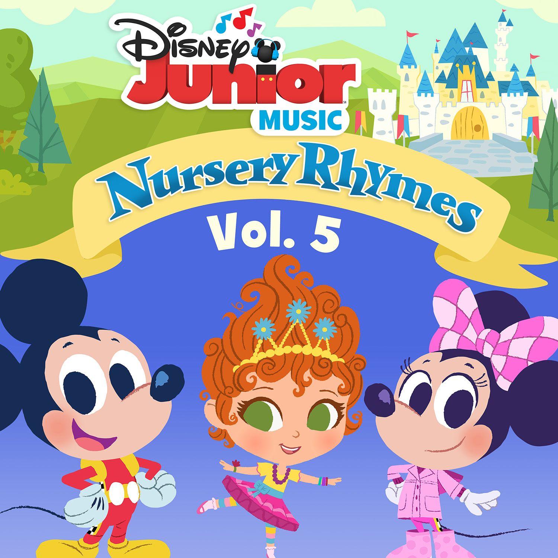Nursery Rhymes Vol 5 Music Nursery Disney Junior Nursery Rhymes