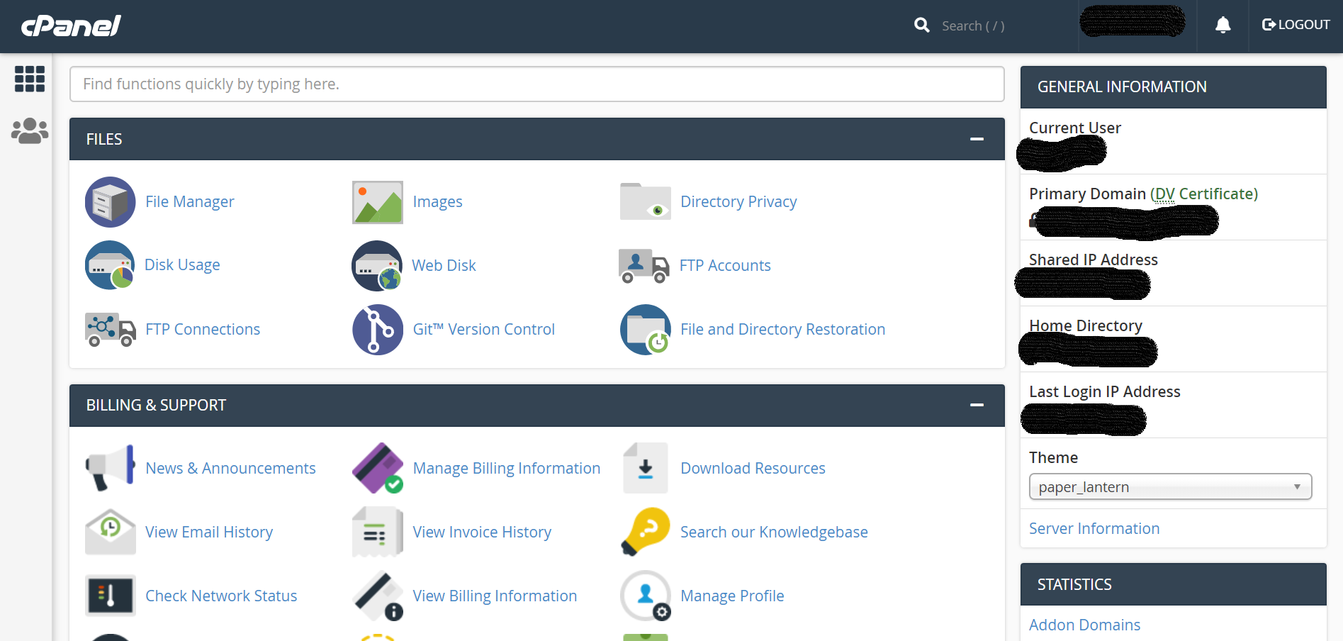 What is cpanel? How to use cpanel in wp in 2020 Cpanel