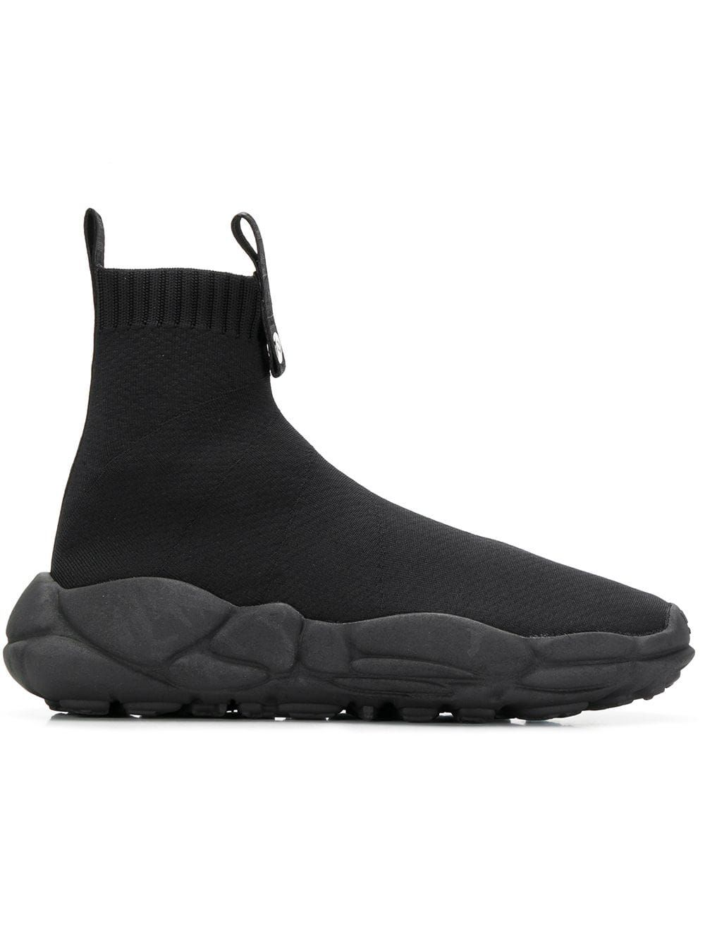 Versus hi-top Sock Sneakers - Farfetch