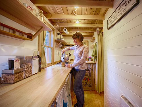 small home decorating ideas tumbleweed tiny house country living in the small cooking - Mini House Maker