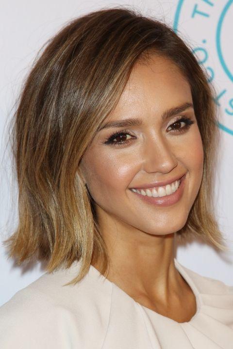 Hair Colour Ideas Celebrity Inspo Jessica Alba Hair Jessica