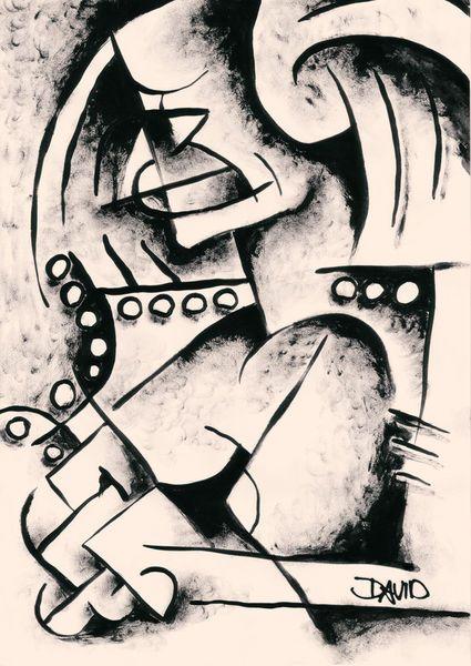 'Pearls' von David Joisten bei artflakes.com als Poster oder Kunstdruck $6.48