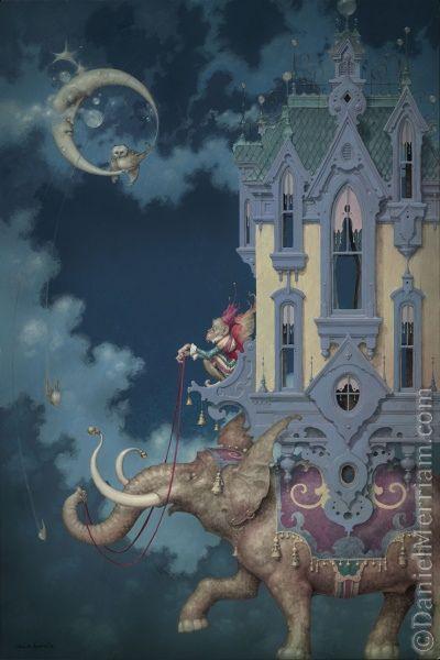 Gemini Rising Whimsical Art Art Surreal Art