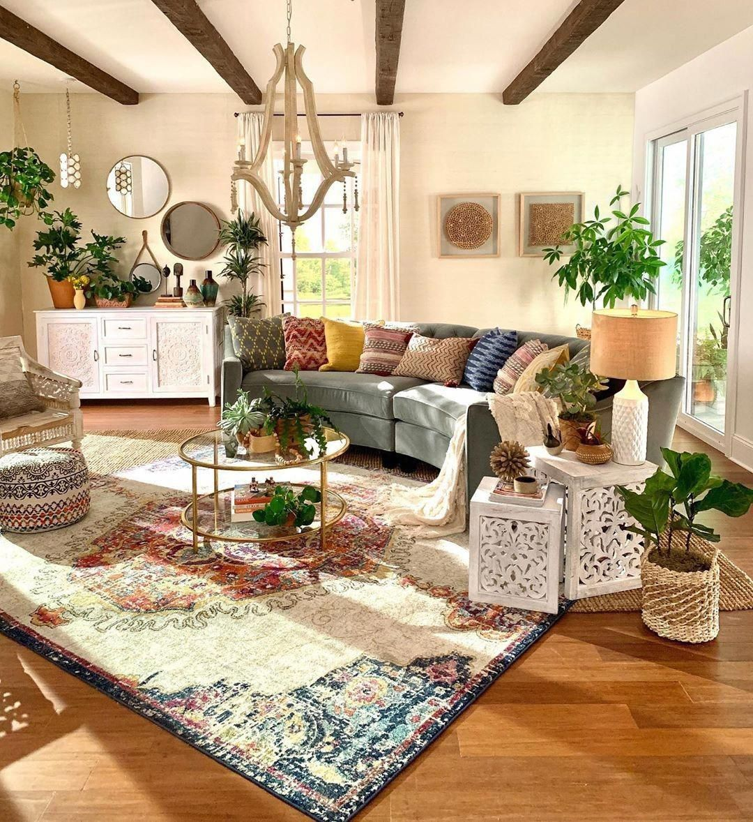urban bohemian decor #BohemianStyleHomeDécorTips  Home living