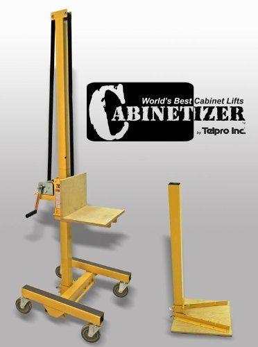 Cabinetizer 76 Cabinet Lift - Drywall Lifts - Amazon.com | jigs ...