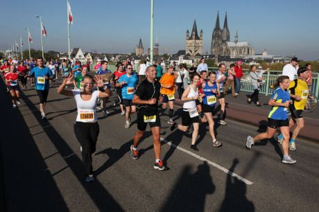 Köln Marathon 2011, Cologne
