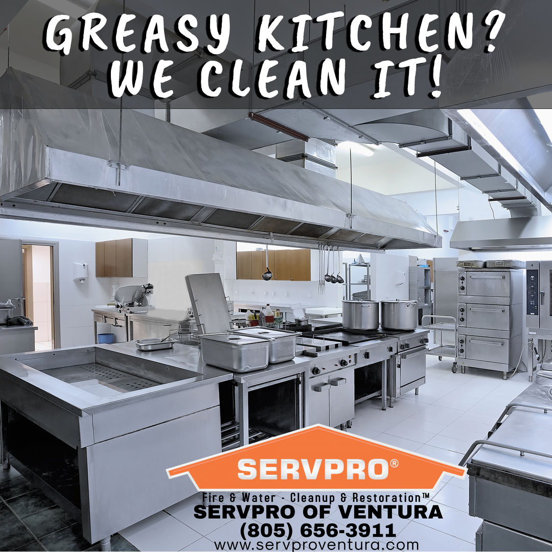 Commercial Kitchen Cleaning: Commercial Restaurant Kitchen Cleaning & Degreasing If