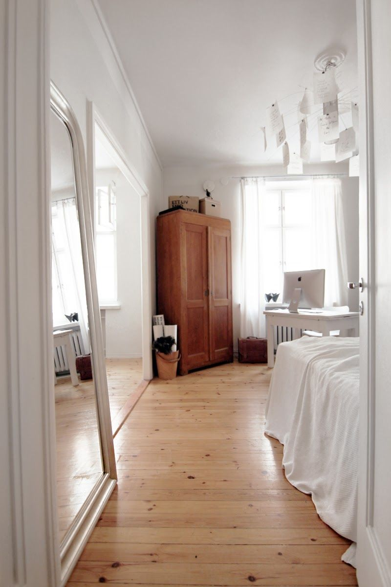 Clean white spaces, and beautiful floors.  For more lifestyle, illustration, beauty and fashion posts check out - natashadearden.com/