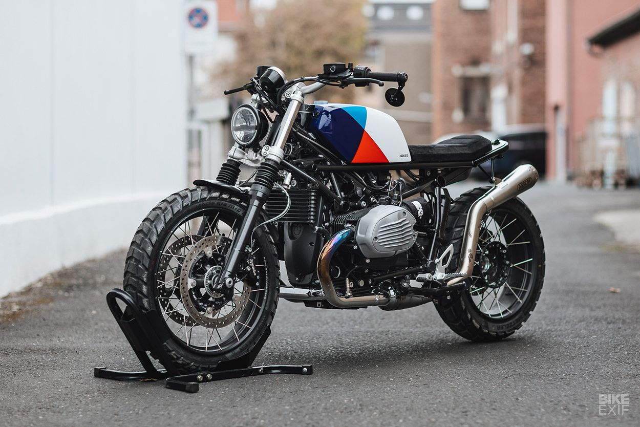 Plug And Play A Scrambler Kit For The Bmw R Nine T Bmw R Ninet