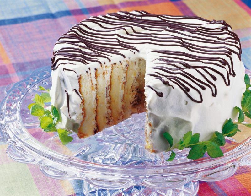 Minttuinen kieputuskakku | Kodin juhlat | Pirkka #food #cakes