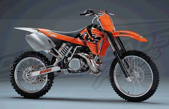 KTM 380 SX