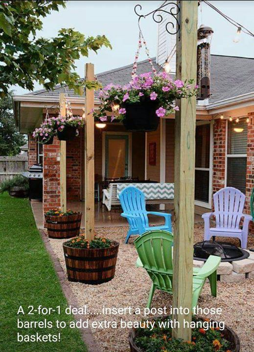 patio ideas for small yards. 16 Creative Backyard Ideas For Small Yards Patio T