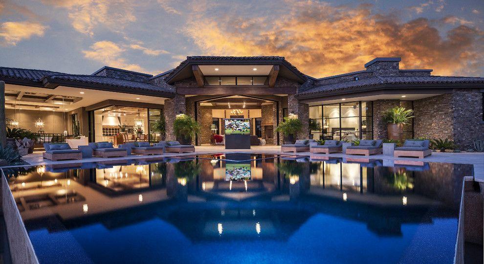 Exquisite Arizona Desert Mountain Retreat With Comforting Views Usa Scottsdale ArizonaScottsdale Homes