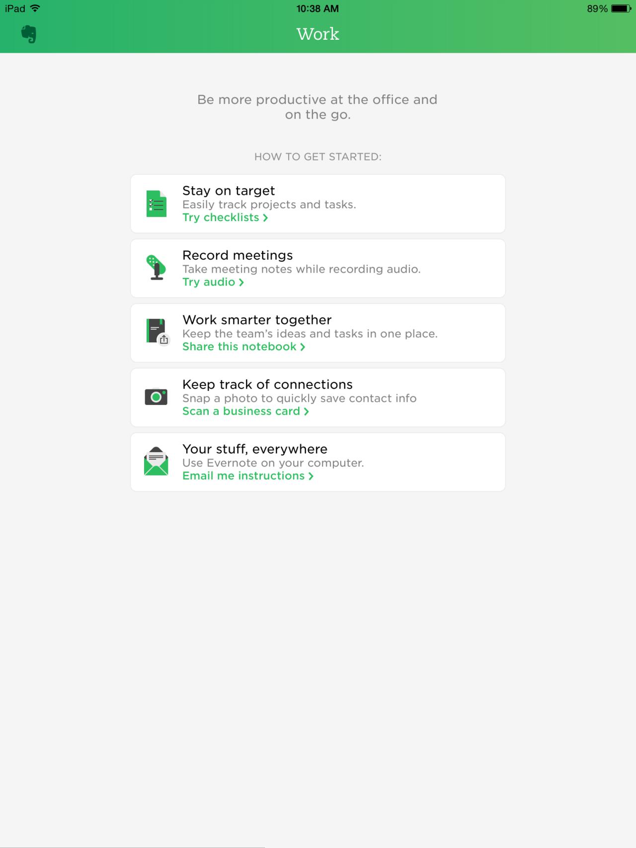 Inspired UI - Mobile Apps Design Patterns [iPad] | UI Help ...