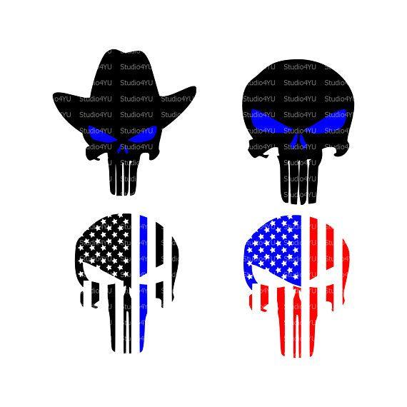 Police Punisher Svg Police Svg American Flag Svg Police Police American Flag Superhero Crafts Hero Crafts