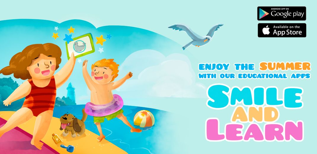 Free Apps Smile and Learn. http://summergames.smileandlearn.net/?utm_source=Mail&utm_medium=contacts&utm_content=English&utm_campaign=Junio2015