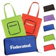 Imprinted Tote Bags And Reusable Grocery Bags By 4allpromos