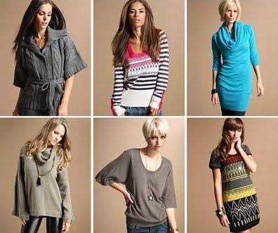 Mulheres, Moda, Decoração: 2012 mulheres vestidos de camisola