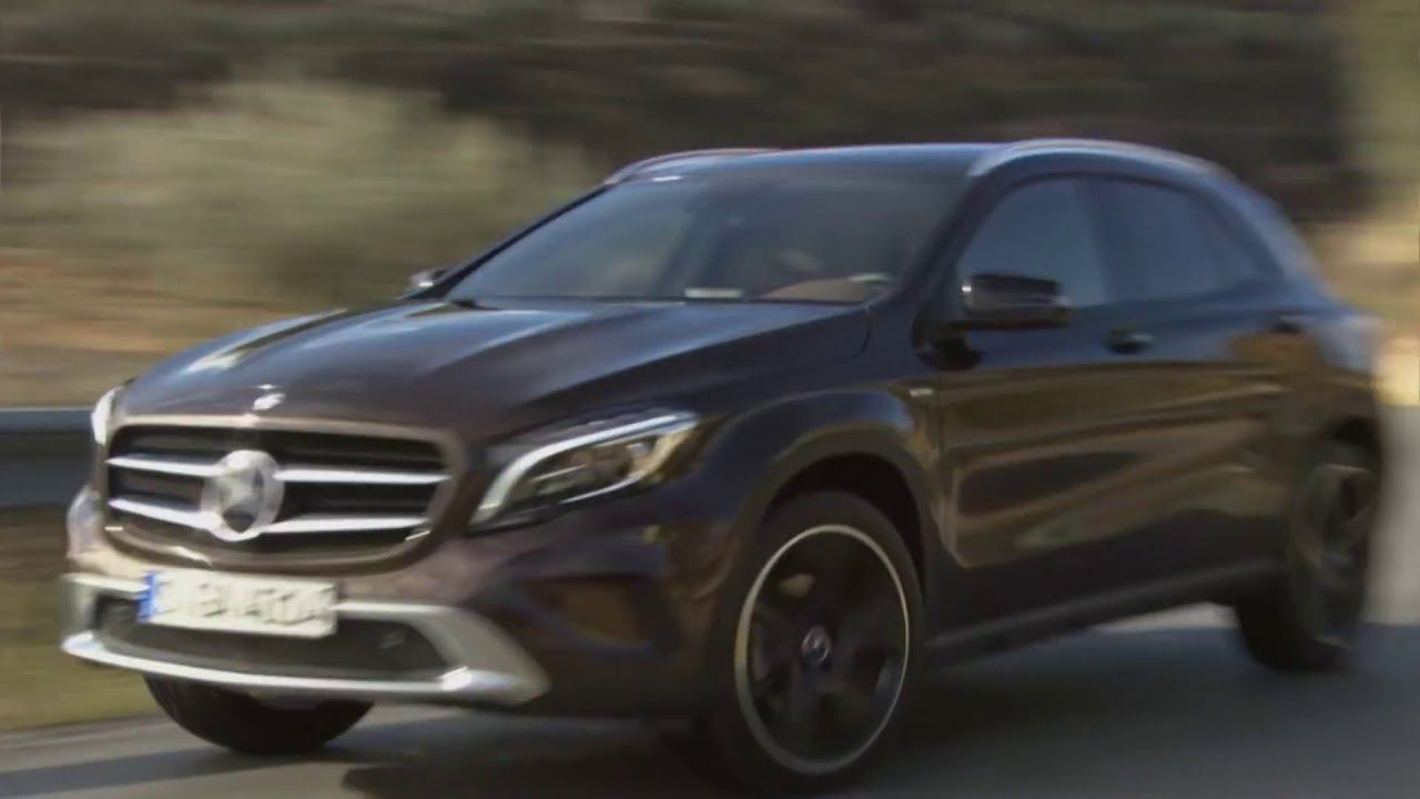Mercedes Benz Gla 200 Cdi 4matic Orientbrown Metallic 2 Mercedes