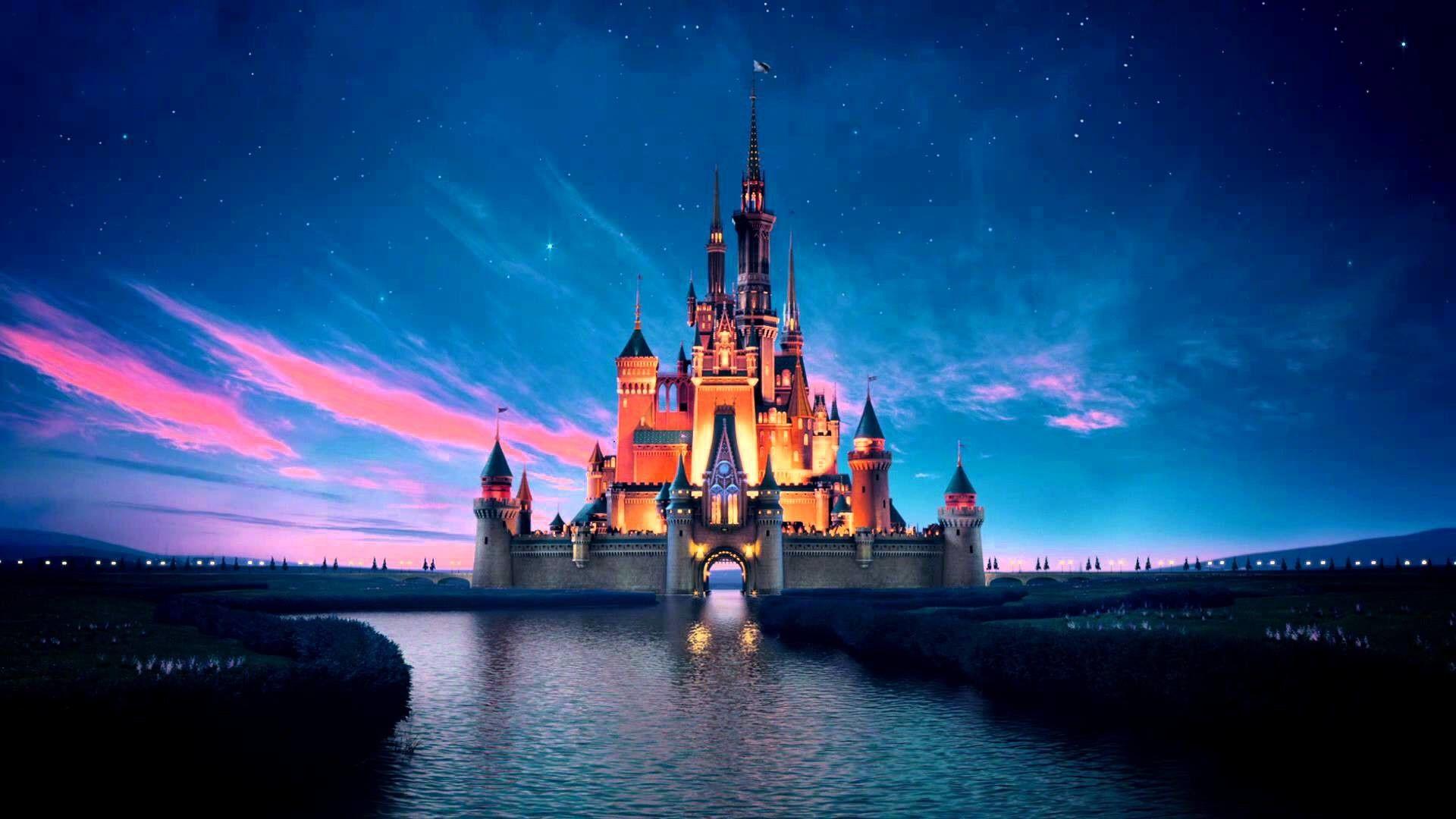 Disney Castle Wallpaper Hd Disney Desktop Wallpaper Laptop Wallpaper Cute Backgrounds