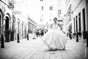 Quebec City Wedding