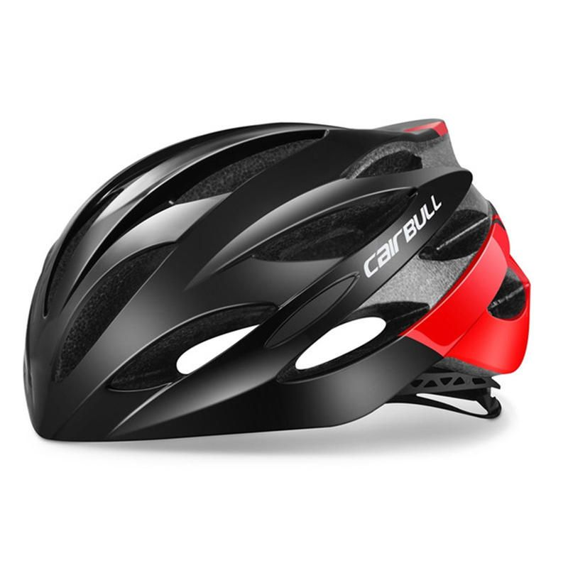 CAIRBULL Ultralight Bicycle Helmet Cycling MTB Road Bike Integrally-molded