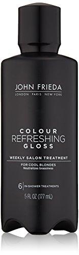 John Frieda Precision Foam Hair Color, Glosser Cool Blond…